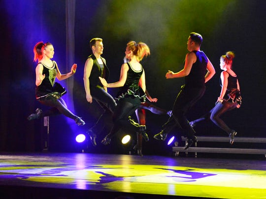 Celtic Nights kicks up its heels Feb. 11 in Ames.