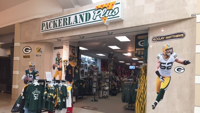 Packerland Plus is the latest store to move from Wausau Center mall. They will close at the end of September.