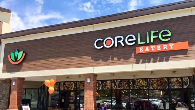 CoreLife Eatery is open in Oakley.