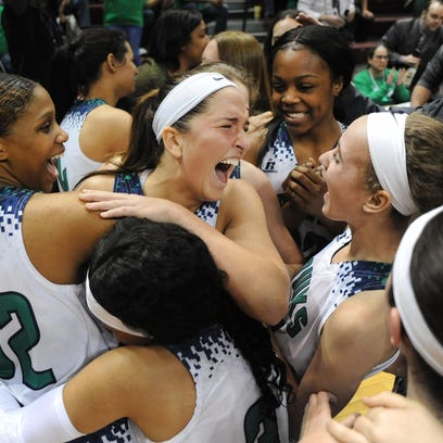 Class A final: Saginaw Heritage's zone trips up East Lansing