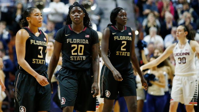 Florida State has lost its last two of three, both on the road.
