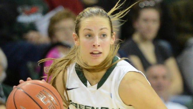 Megan Lukan.