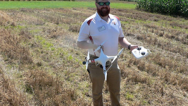 Beck's and Indiana State University will team up to train pilots to operate Unmanned Aerial Vehicles (UAVs) within the new legal structure established by the Federal Aviation Administration (FAA)