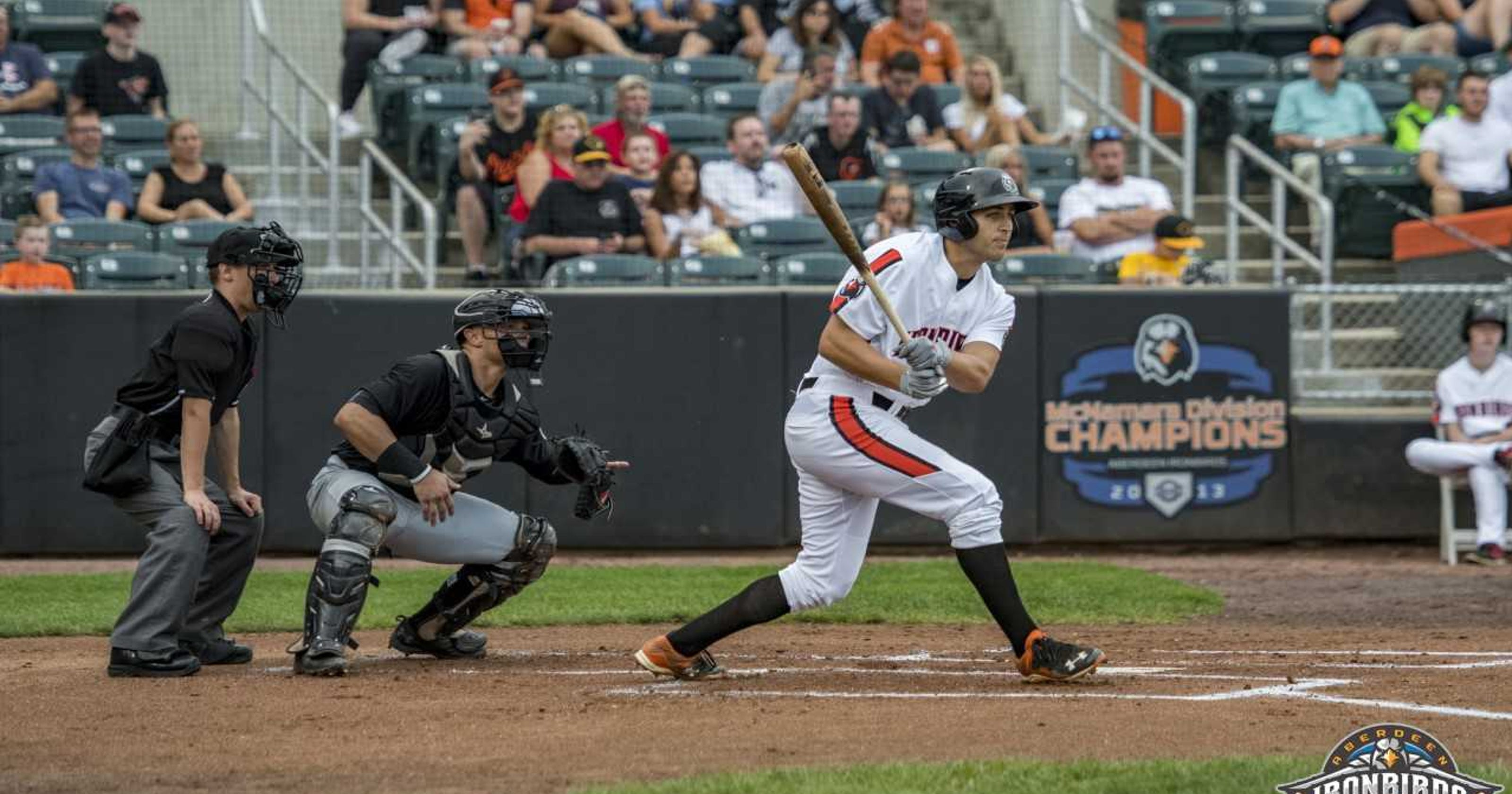 Ripken Hoping To Make His Own Mark With Shorebirds