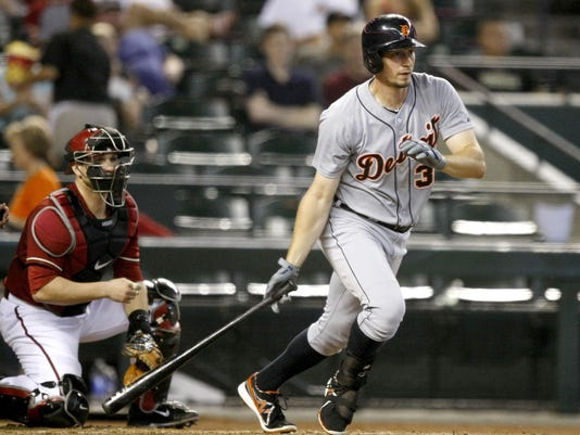 MLB: Detroit Tigers at Arizona Diamondbacks