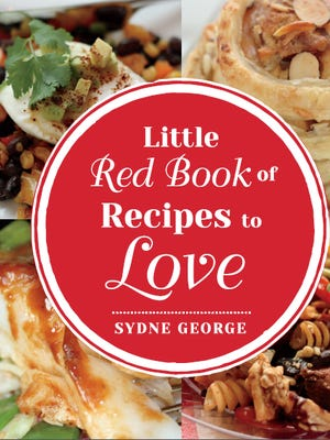 """'Little Red Book of Recipes to Love,"""" is a curated collection of go-to tried-and-true favorite recipes by Sydne George."""