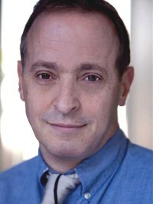 Author David Sedaris will speak and sign books at the Strand-Capitol Performing Arts Center April 17.