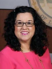Lee County school board member Melisa Giovannelli.