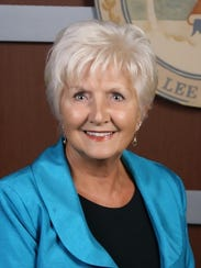 Mary Fischer is chair of the Lee County school board.