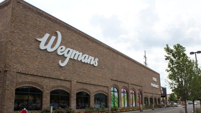 Wegmans; Johnson City, NY