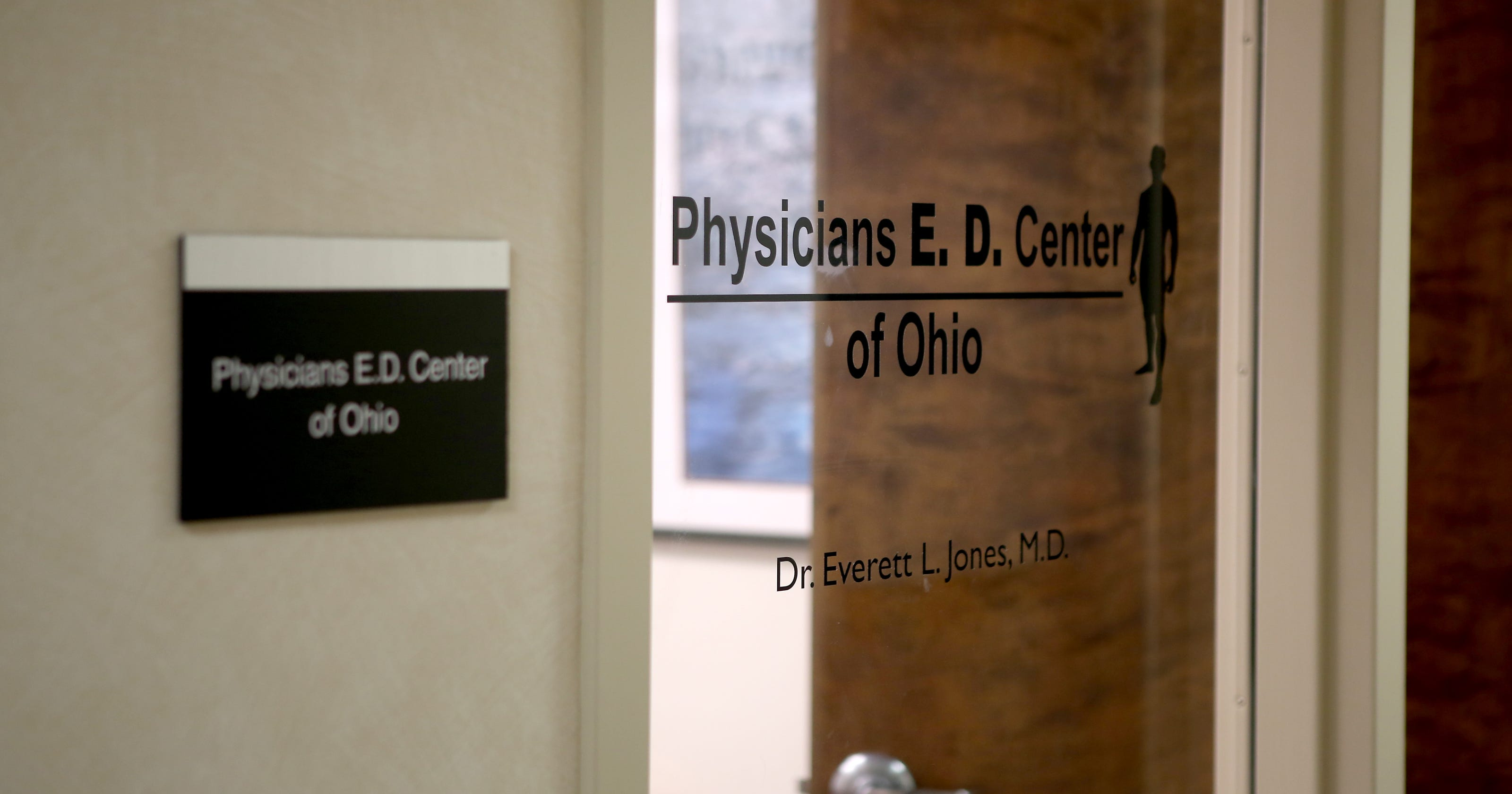 Urologist complained to medical board about ED clinic