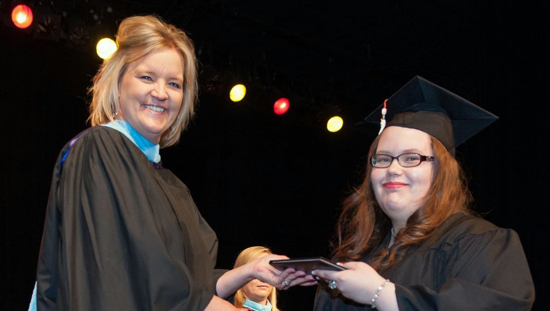 Bonhorst graduates from New Mexico Connections Academy