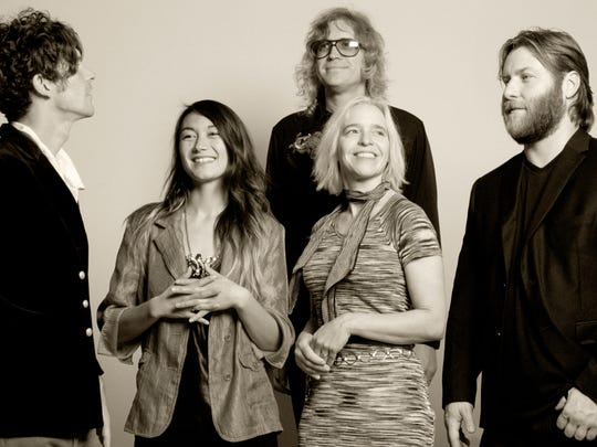 Montreal rockers The Besnard Lakes play Sunday night at The Monkey House.