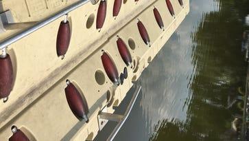 New buoys mark no-wake zone in Black River