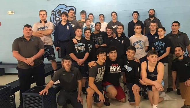 Enka wrestling improved to 22-0 in dual-team competition Saturday by winning the Bob Mauldin Mat News Classic in Monroe.