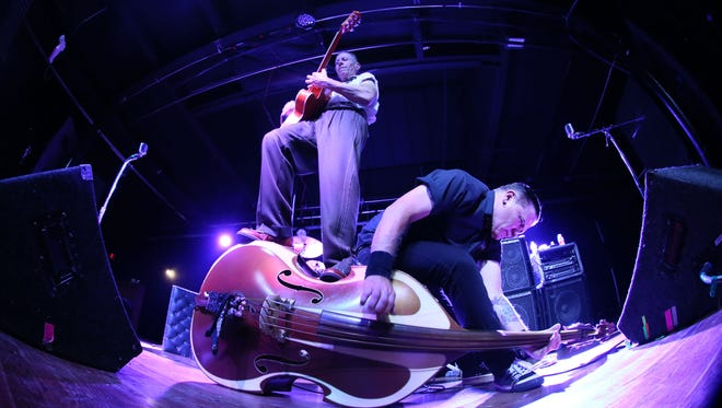 The Reverend Horton Heat will play Friday at The Canyon in Agoura Hills.