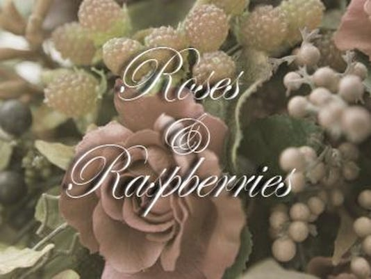 roses and raspberries