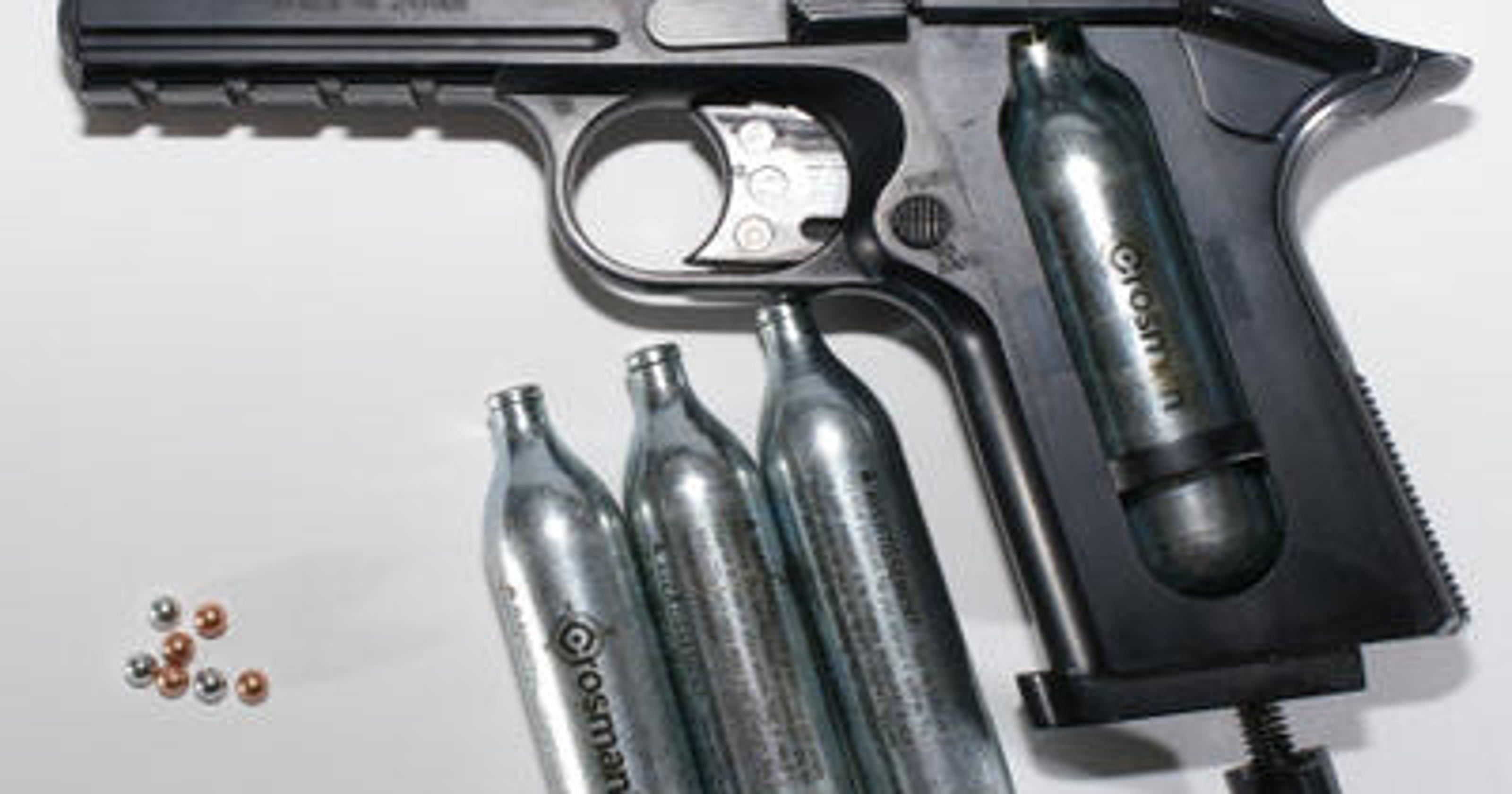 Carmel committee snuffs air gun restrictions