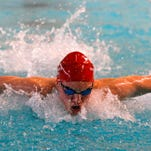 Austin Haney of Beechwood High School  won the 2015 state 200 freestyle title.