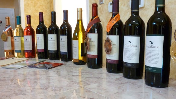 Coda Rossa will offer a look at winter wines at the event.