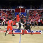 Louisiana Tech's C-USA home schedule includes Old Dominion, MTSU, UAB and UTEP.