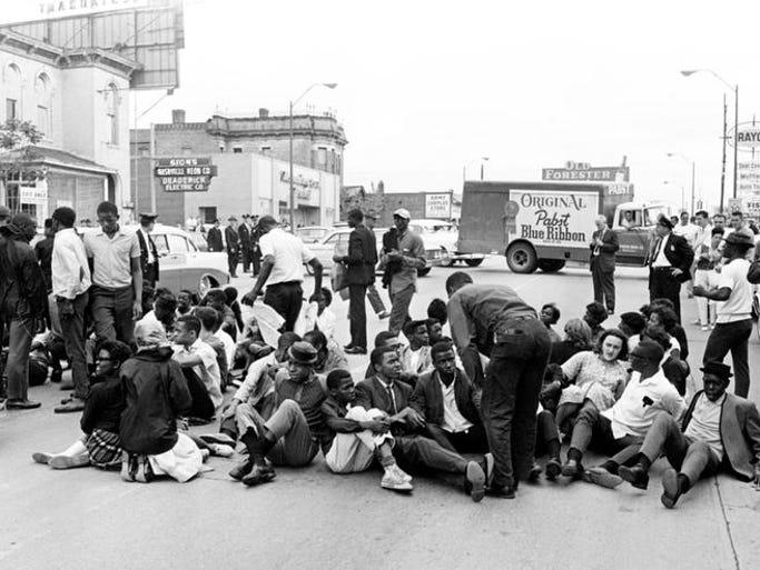 Nashville Then: 1964 Civil Rights Movement in Nashville