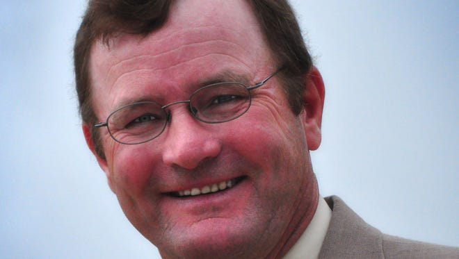 Doug Sombke, president, South Dakota Farmers Union