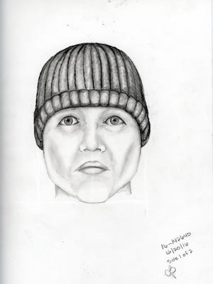 The Chandler Police Department released this composite sketch of a man they believe exposed himself to a woman in Chandler.