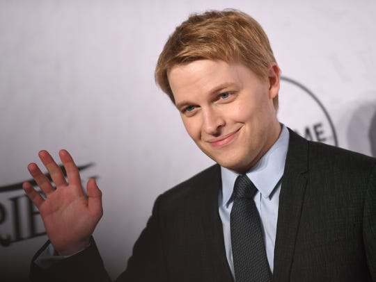 Ronan Farrow in New York on April 13, 2018.