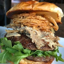 Burger and duck confit united in this Hot Dish love story at 8th Street Ale Haus