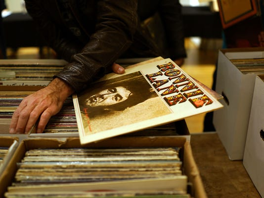 Vinyl Records Continue To Have Growing Cult Following