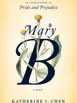 """""""Mary B"""" by Katherine J. Chen"""