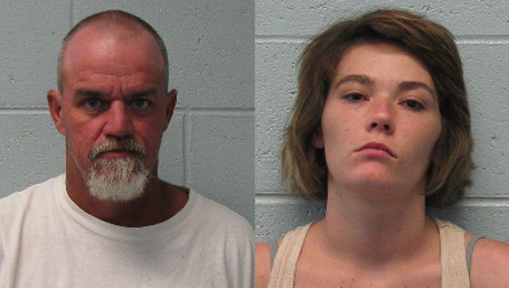 Ashley Shawn Lee, 45, and Chelseay Lynn Arnold, 20, are charged with involuntary manslaughter after one-month-old Gavin Arnold died in their care, deputies said.