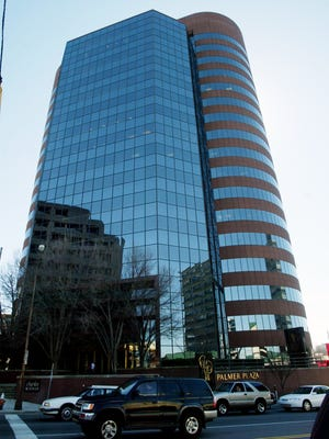 Palmer Plaza office tower at 1801 West End Ave.