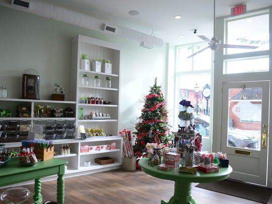 Olde Town Candy Co. located in Snow Hill. Wednesday,