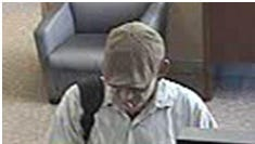 Suspect sought in bank armed robbery in Phoenix.