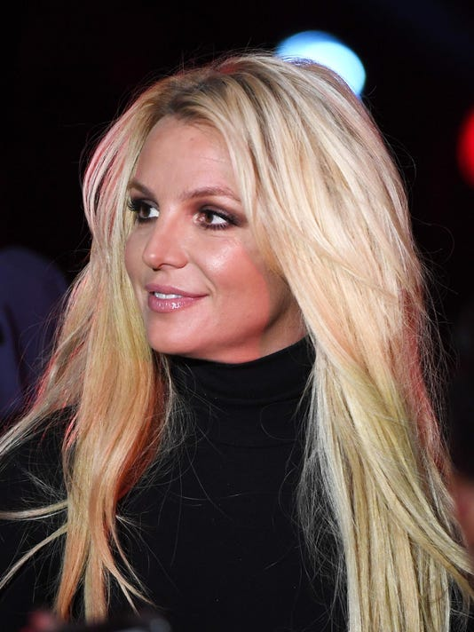 Britney Spears puts Vegas shows on hold due to dad's health Britney Spears 2019