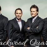 Blackwood Quartet performs a gospel concert at Ridge Avenue Baptist Church in West Monroe June 4.
