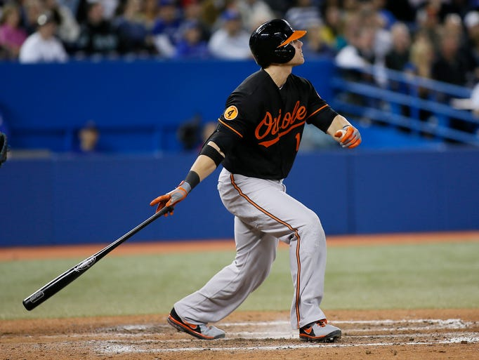 Baltimore Orioles 1B Chris Davis