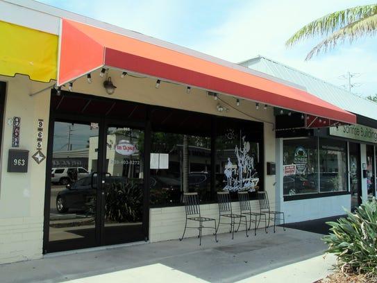 IM Tapas restaurant on Fourth Avenue North in Naples
