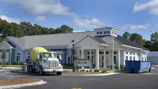 Gateway Behavioral Health Crisis Center on DeRenne Avenue.