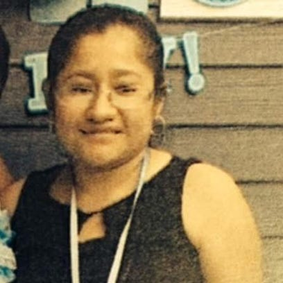 Francisca Gomez-Cordero, 33, was reported missing from