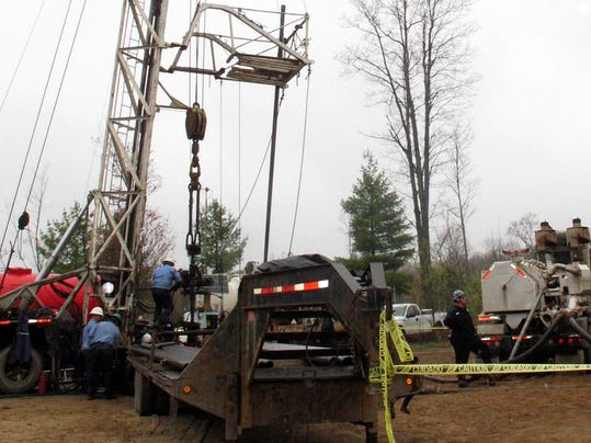 AP Hydraulic Fracturing Study