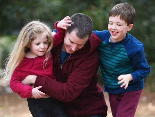 Kids will (eventually) laugh with Dad: Column