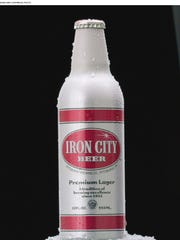 Pittsburgh's Iron City Beer.
