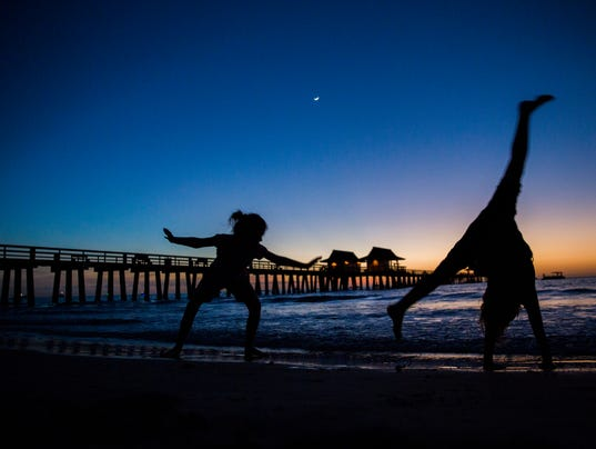 Naples Tops In The Nation Again For Well Being Happiness