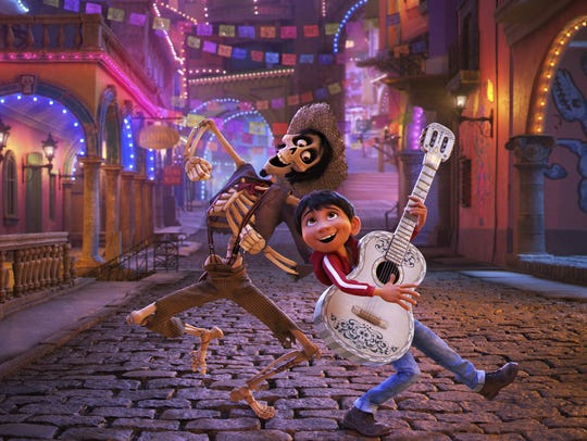 """Coco"" will play at approximately 8:45 p.m. Saturday, Aug. 4, at Riverfront Park as part of Salem Movies in the Park."
