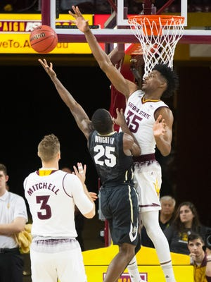 ASU's De'Quon Lake is among the returning contributors for head coach Bobby Hurley.