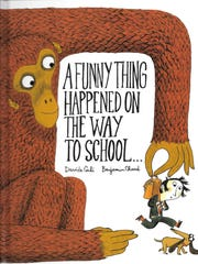 """A Funny Thing Happened on the Way to School..."" by David Cali"