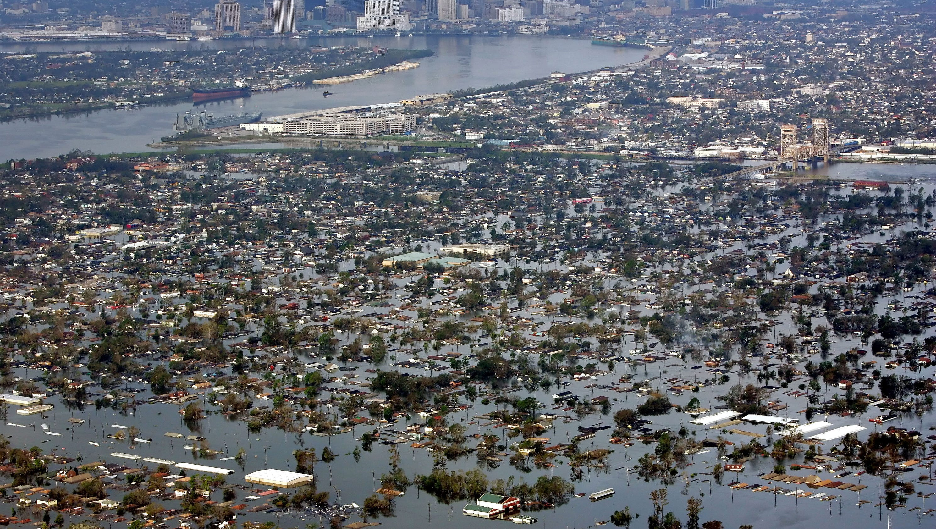 how hurricane katrina changed my life It showed my children that in the midst of something bad, you can also have something good come out of it, because as bad as hurricane katrina was, there are some great things that did come out of it.